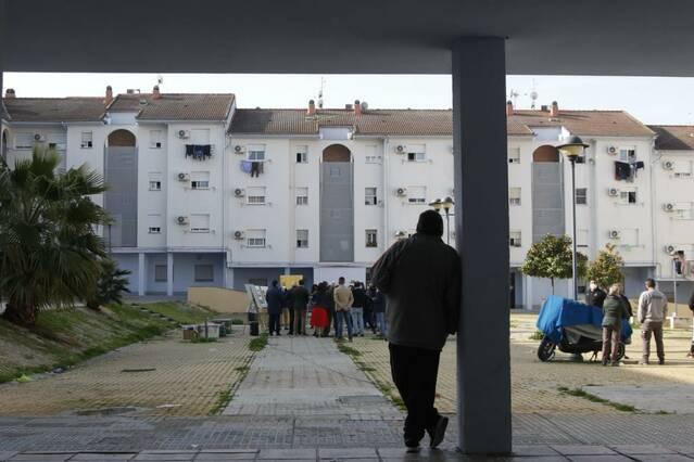 Más de 200 viviendas del barrio del Guadalquivir se benefician de las obras de mejora de la eficiencia energética