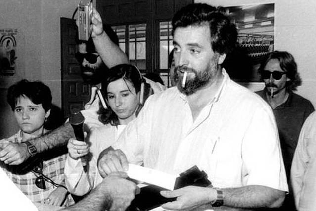 Muere a los 78 años Julio Anguita, referente de la izquierda española desde la transición