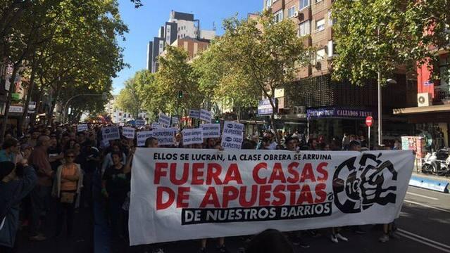 PP, Cs y Vox tumban una propuesta del PSOE para vetar las casas de apuestas a 500 metros de colegios de Andalucía