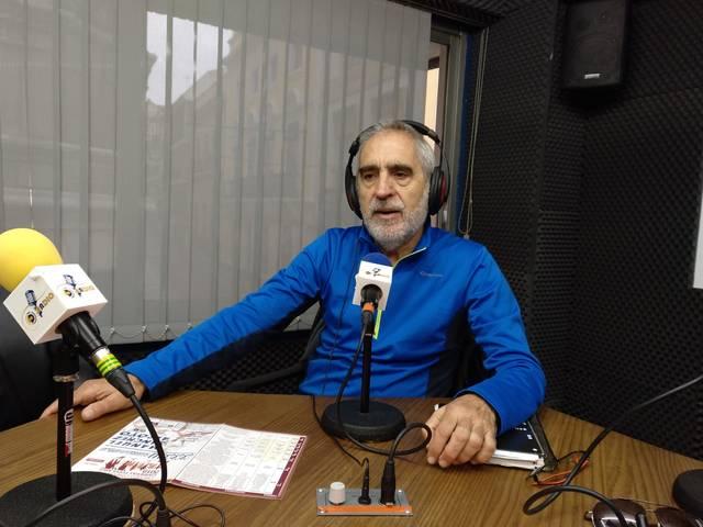 Rafa Carmona, presidente de la A. V. SANTUARIO nos cuenta como se ha organizado la XXXIII Carrera Popular