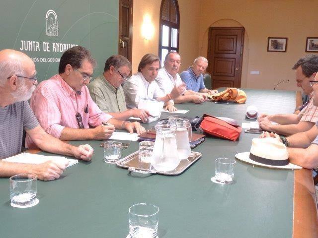 Repullo se reúne con el Consejo del Movimiento Ciudadano