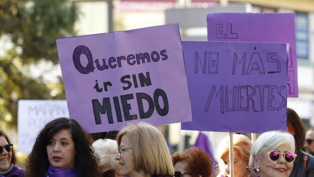 Una manifestación simbólica mantendrá viva la lucha contra la violencia machista en Córdoba