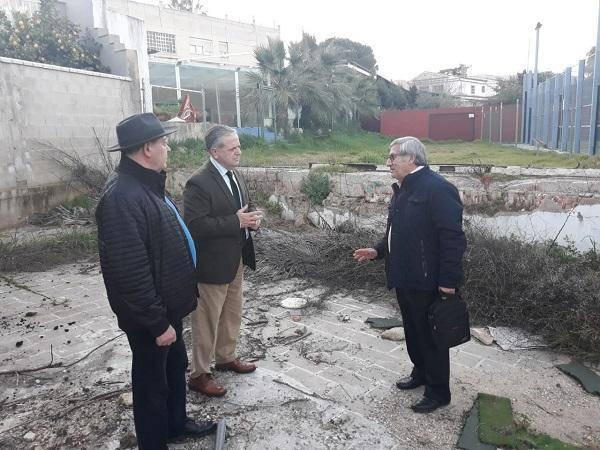 Urbanismo construirá un nuevo camino de acceso norte al parque de la Asomadilla