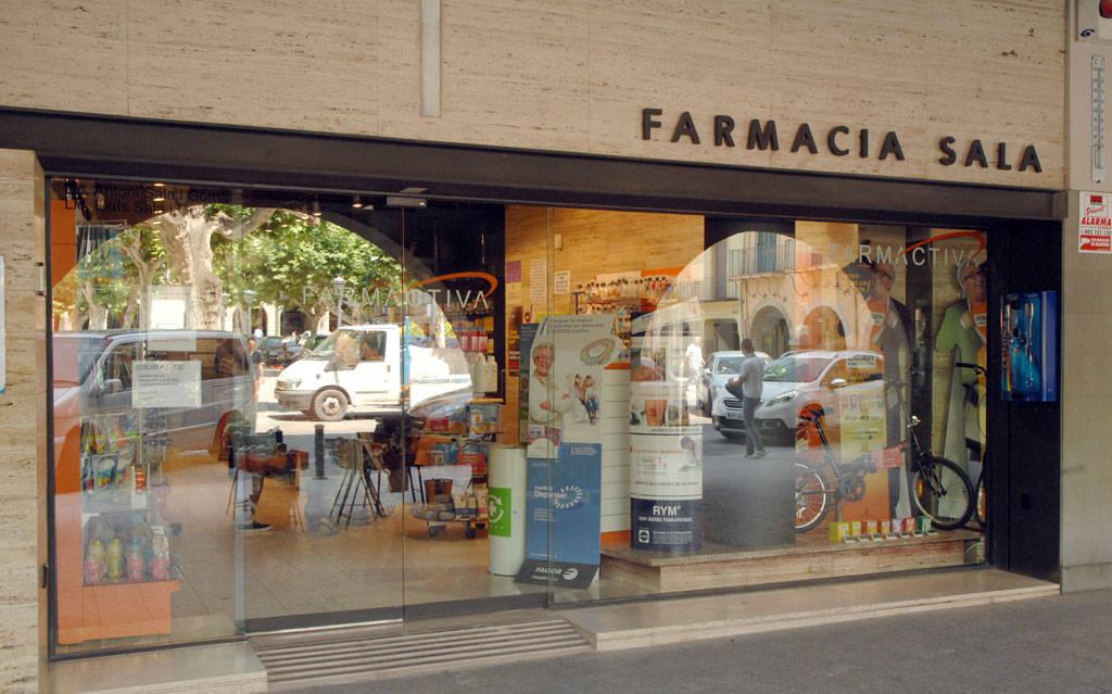 FARMÀCIA SALA