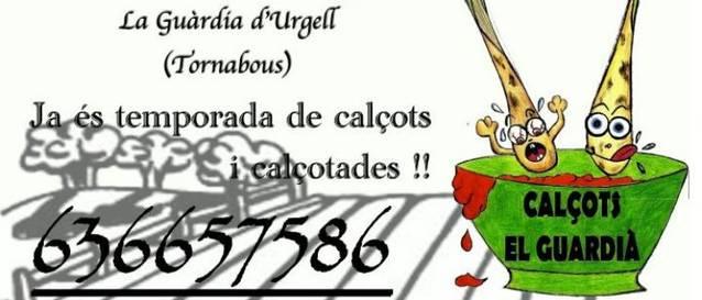 CALÇOTS EL GUARDIÀ