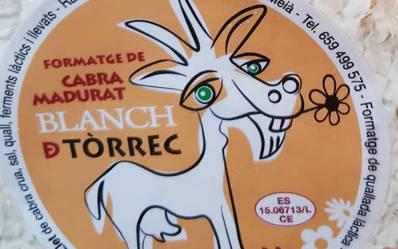 FORMATGERIA DE TÒRREC - MONTSERRAT BLANCH SERRALT