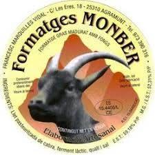FORMATGES MONBER