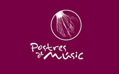POSTRES DE MÚSIC