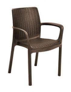 Cadira Resina Bali
