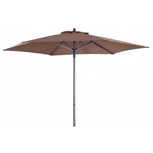 Parasol Acero