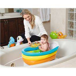 Squeaky Bañera inflable 76x48x33 cm.