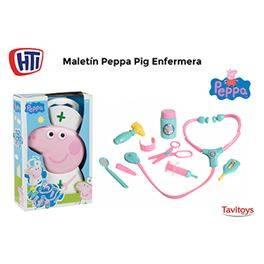 Maletín enfermera Peppa Pig