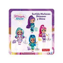 Muñecas Shimmer & Shine stdas