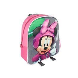 Mochila infantil 3D Minnie