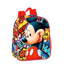 Mochila guardería Mickey Mouse OK