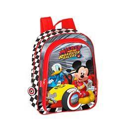Mochila infantil Mickey Roadster Racers