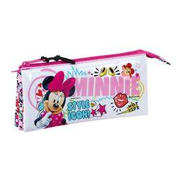 Portatodo triple Minnie Mouse Cool