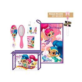 Neceser set aseo personal Shimmer and Shine