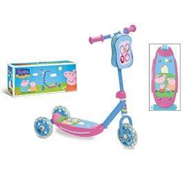 1er Patinete 3 ruedas- Peppa Pig