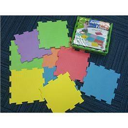 Puzzle foam 9 pzas 30x30