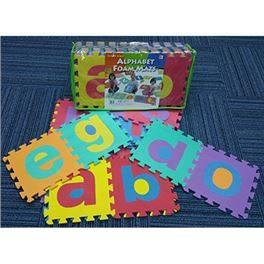Puzzle foam 26 pzas 30x30