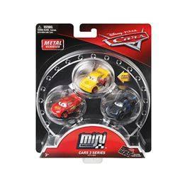 Pack 3 Cars mini racers