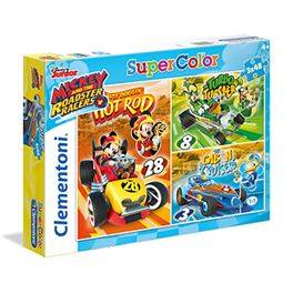 3X48 MICKEY & ROADSTER RACERS