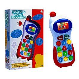Teléfono móvil educativo bilingüe