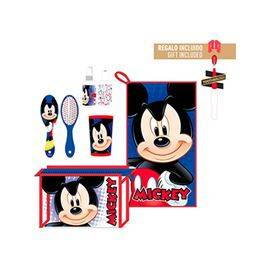 Neceser set aseo personal Mickey