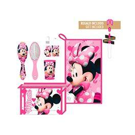 Neceser set aseo personal Minnie