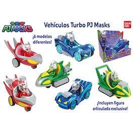 Vehículos turbo PJ Masks