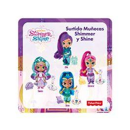 Muñecas Shimmer y Shine