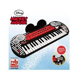 Órgano electrónico 32 teclas Mickey