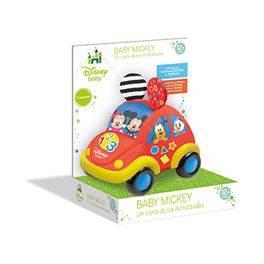Baby Disney, coche blandito interactivo