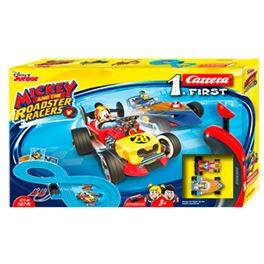 Circuito Carrera First Mickey Roadster Racers