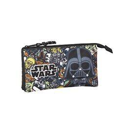 Portatodo triple Star Wars Galaxy