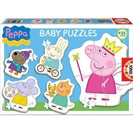 Puzzle Baby Peppa Pig