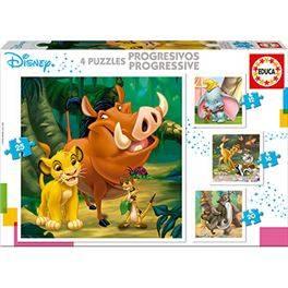 Progresivos Disney Animals