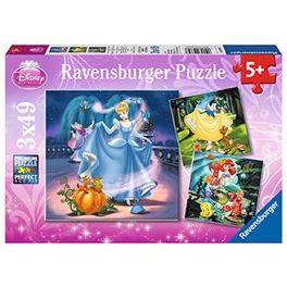 3x49 Princesas Disney