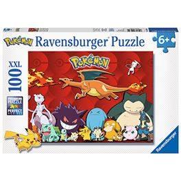 100 XXL Pokémon