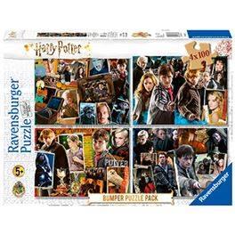 4x100 Harry Potter