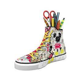 3D Portalápices Sneaker Mickey Disney