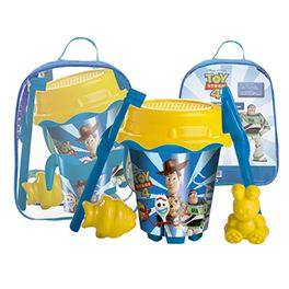 Mochila cubo castillo Toy Story 4