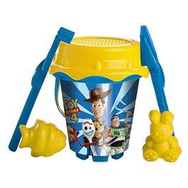 Cubo castillo Toy Story 4+moldes