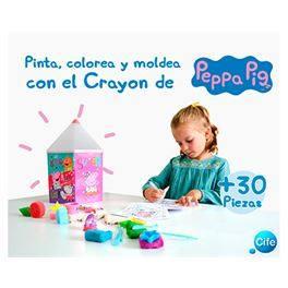 Crayón d'activitats Peppa Pig