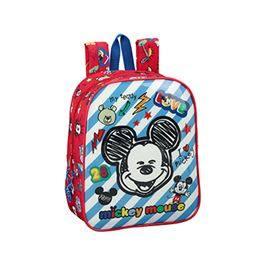 Mochila guardería Mickey Mouse Maker (con carro 20,95€)