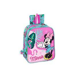 Motxilla guarderia Minnie Mouse Spring Palms (amb carro 20,95€)