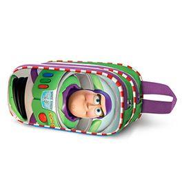 Portatodo doble 3D Buzz Toy Story