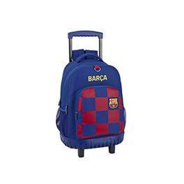 Motxilla gran amb carro compact FC Barcelona 1ª equipació 19/20