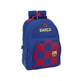 Motxilla doble 32 cm cantoneres FC Barcelona 1ª equipació 19/20 (amb carro 48,95€)